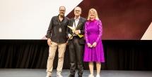 Marcel Strässle--獲得XAVER2017年度人物大獎