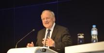 Federal Councillor Johann Schneider-Ammann visits SYMA